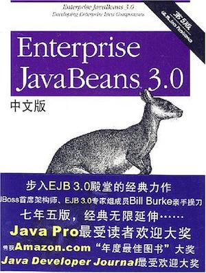 Enterprise JavaBeans 3.0中文版